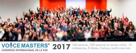 Congreso de la voz 2017