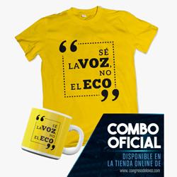 Combo 2018 amarillo