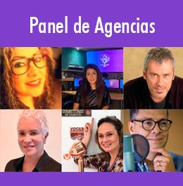 Panel de agencia